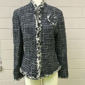 Valerie Stevens Tweed Jacket
